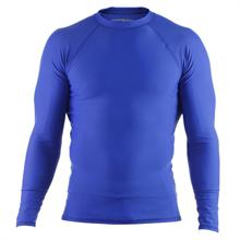 Blue Long Sleeve Rashguard